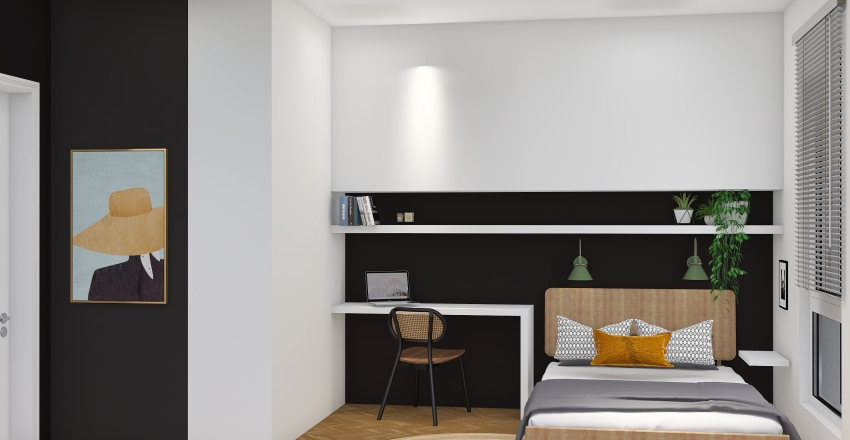 Nikodemka Interior Design Render