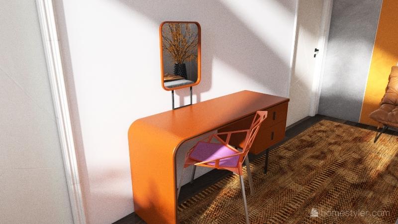 Marigold mash! Interior Design Render
