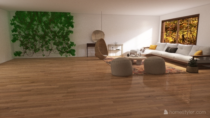 #bohemio Interior Design Render