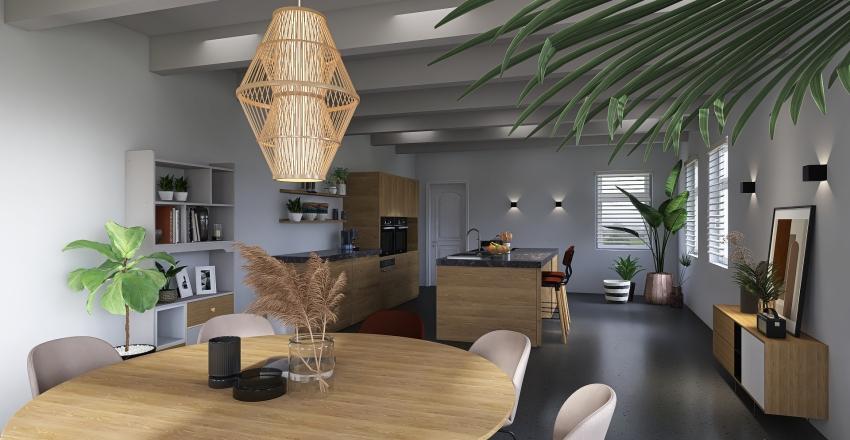 it skoar Interior Design Render
