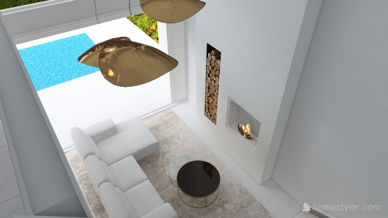 TLVIENNA HOUSE Interior Design Render