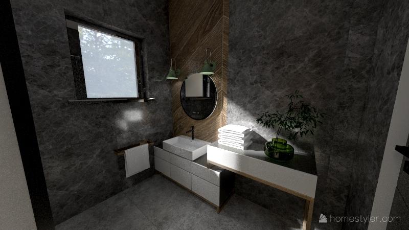 barnhouse vineyard Interior Design Render