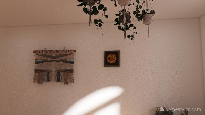 #bohemio Interior Design Render