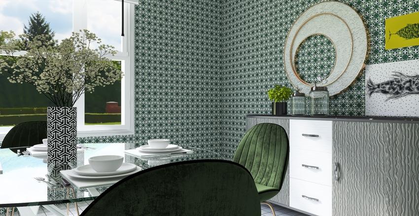 Lucky Clover Interior Design Render