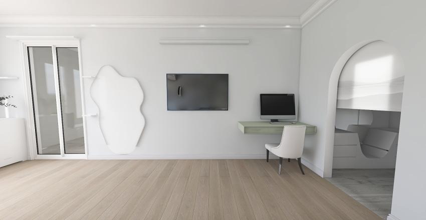 EUROPE Interior Design Render