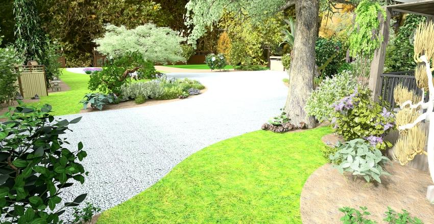 Whole Aboyne Property Outside Interior Design Render
