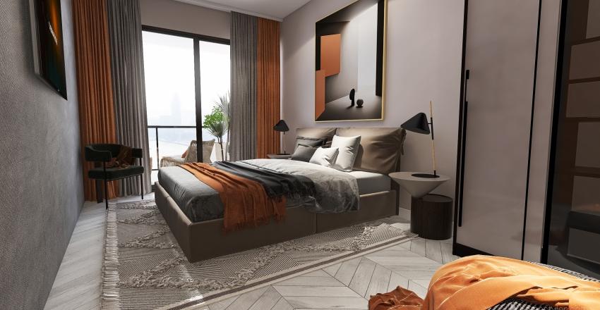 Propuesta para apartamento en Elche Alicante Interior Design Render