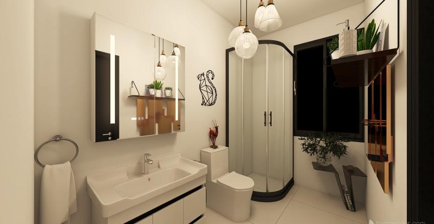 Edif. Tarija Interior Design Render