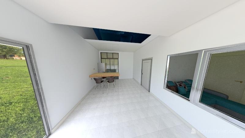 OKK 20210221 Interior Design Render