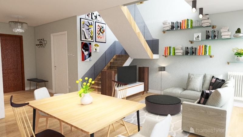 Copy of nasze m Interior Design Render