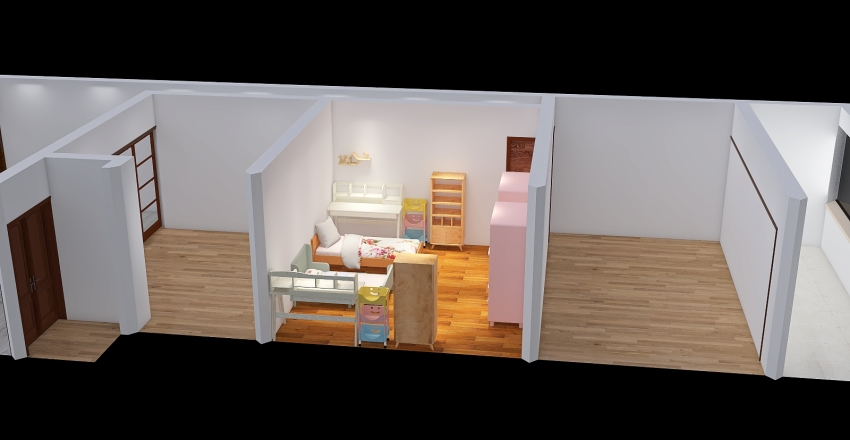 0321 Interior Design Render