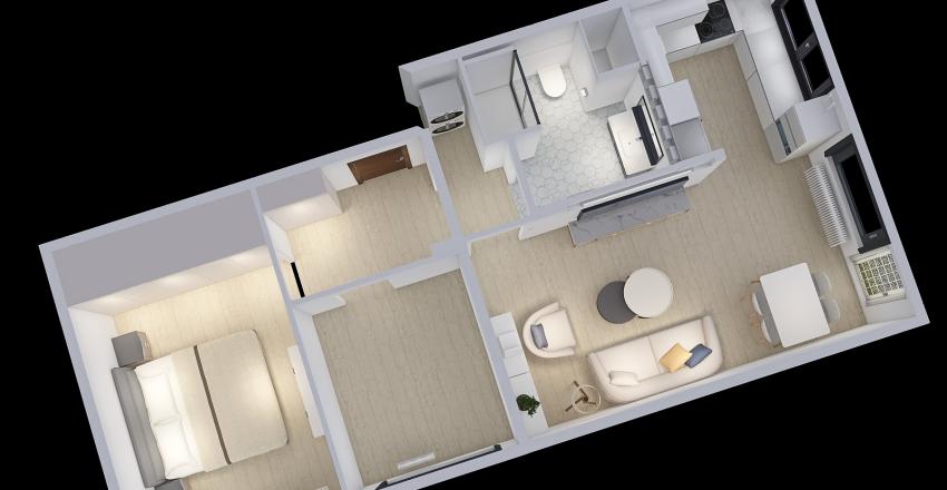 RAF1933_var4 Interior Design Render
