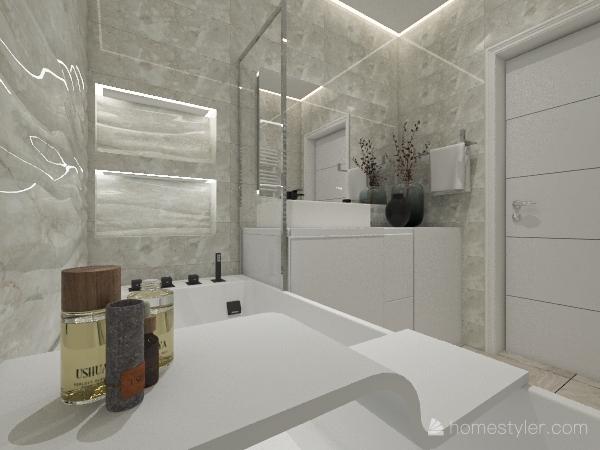 Copy of коридор и санузел 2 вариант Interior Design Render