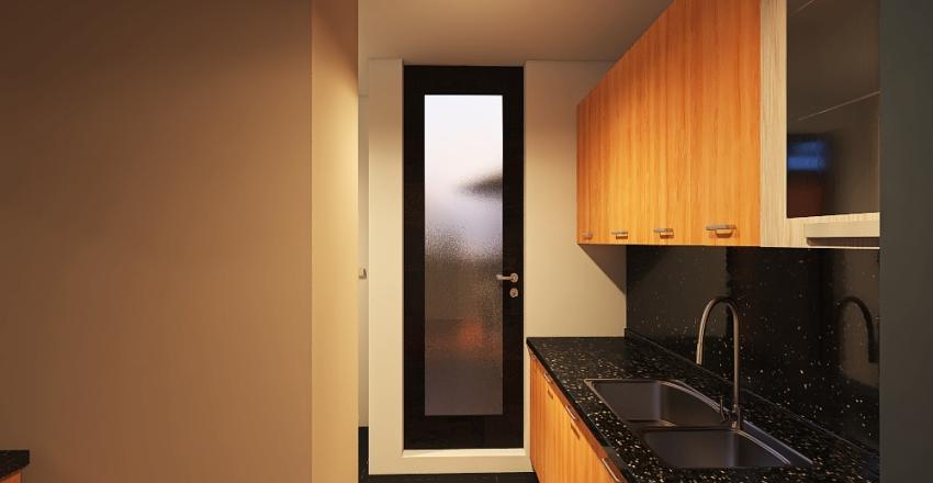RLD APARTMENT Interior Design Render