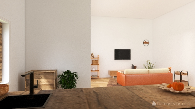 A@ Interior Design Render