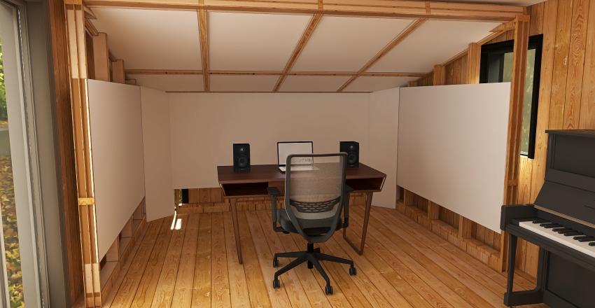 Kevin Matthews Interior Design Render
