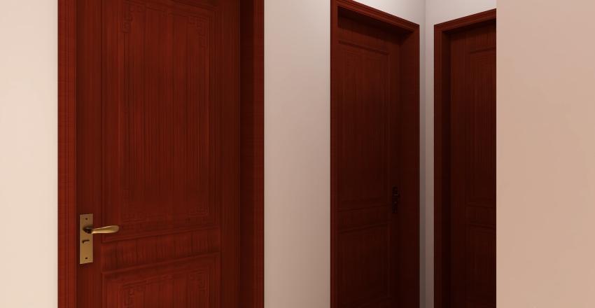 Piso Espartales Interior Design Render