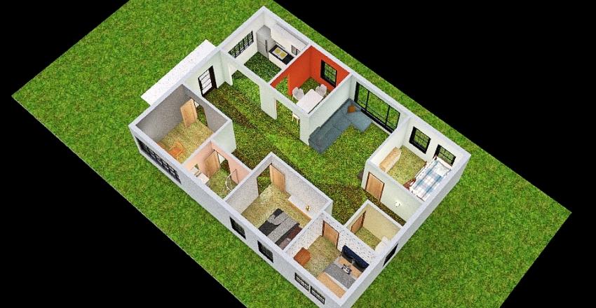 submission 1 Interior Design Render
