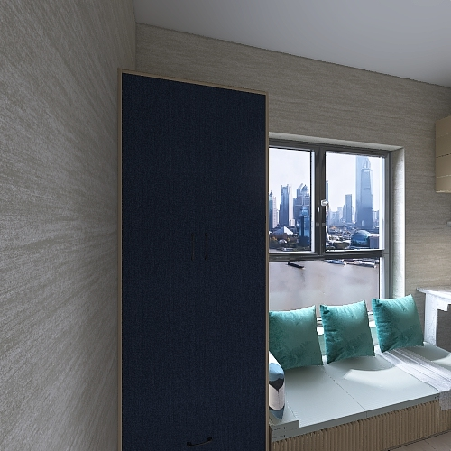 Amar 3 Interior Design Render