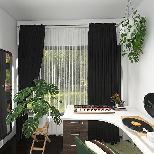 house3floors Interior Design Render