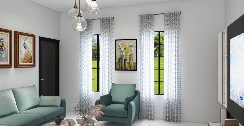 fachada de casa de bajol Interior Design Render
