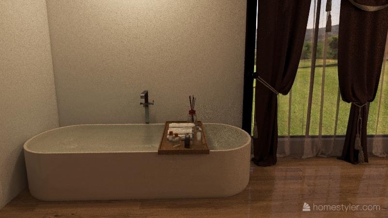 THE LITTLE KINGDOM Interior Design Render