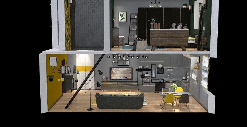 Copy of t4yy Interior Design Render