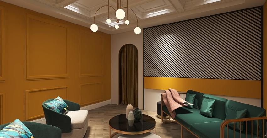 Art Deco by Kalani Interior Design Render
