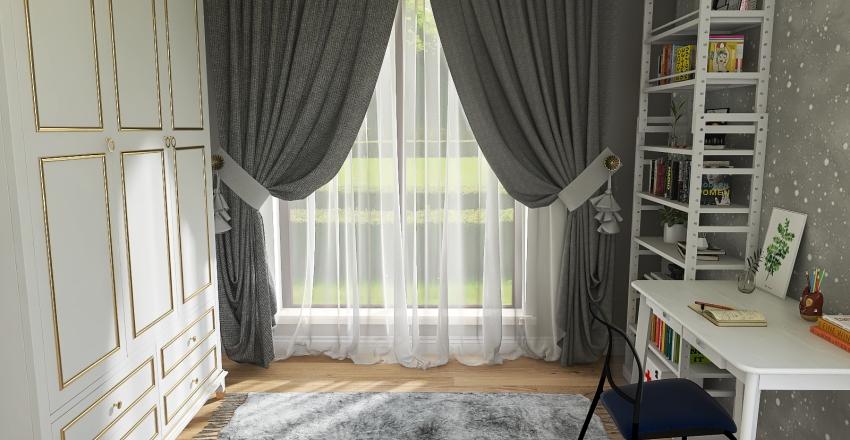 Kid Bedroom / hamza H. ALG  Interior Design Render
