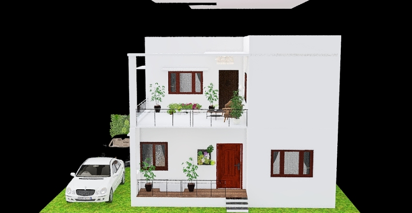 originala Copy of Elevation 44' x 50' Interior Design Render