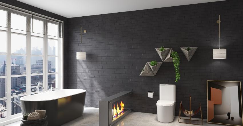 Merry Marigold  Interior Design Render