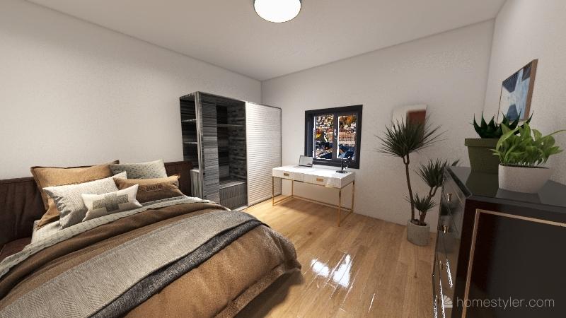 Copy of WG_Grundriss222 Interior Design Render