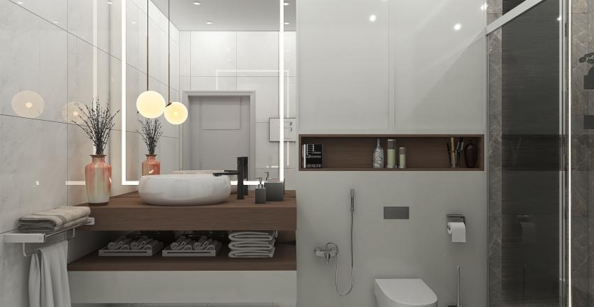 WC 04-VILLA GADA Interior Design Render