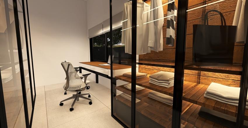 Projeto D&G Interior Design Render