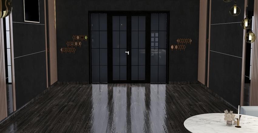 Кафе_copy Interior Design Render