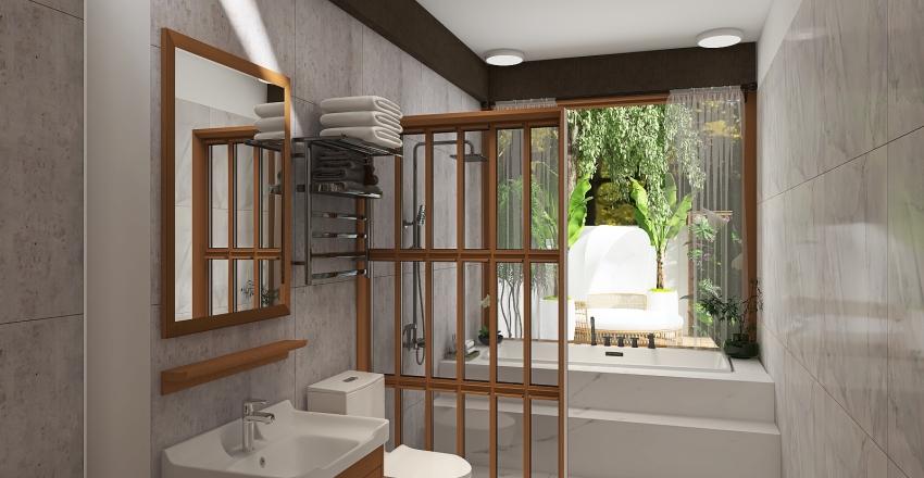 Buda Villa Final Interior Design Render
