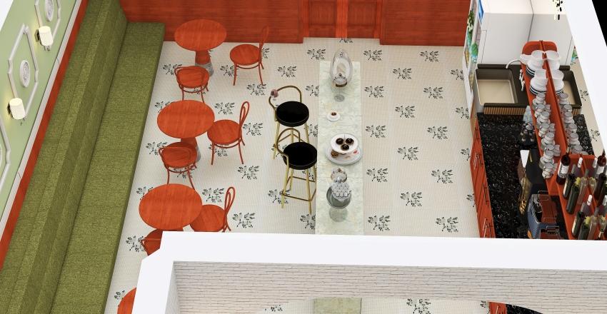 dengdai Interior Design Render