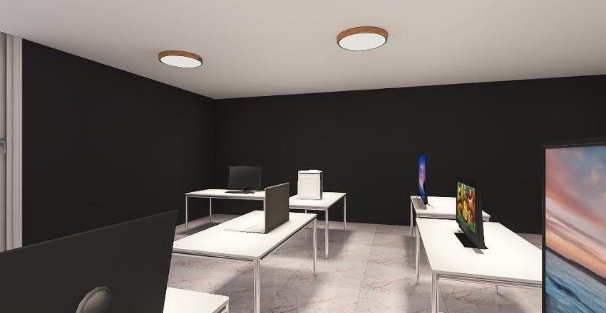 galeria Interior Design Render