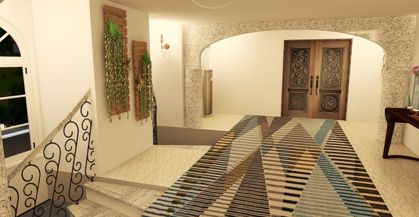 Merryland  Mansion Interior Design Render