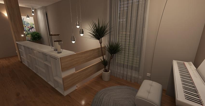 Our Future Village House Interior Design Render