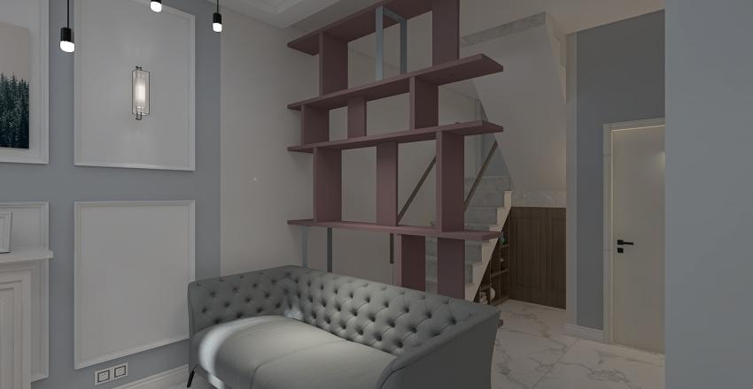Copy of заневка Interior Design Render
