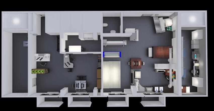 Proekt X  23.03 Interior Design Render