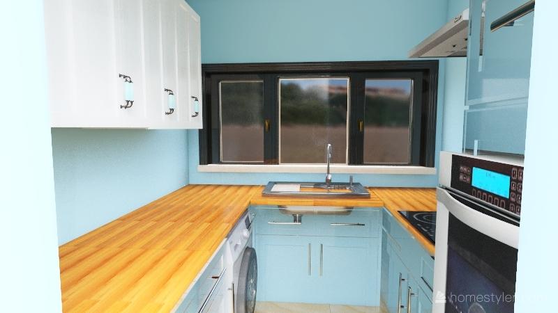 Copy of Kitchen2 Interior Design Render