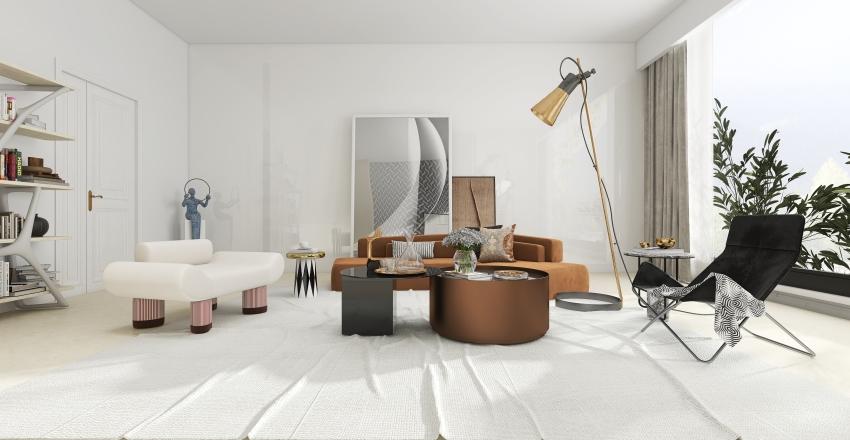 Modern Elegance Model Collection Interior Design Render