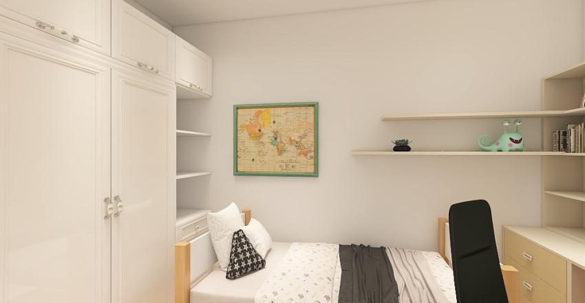 stanza Interior Design Render