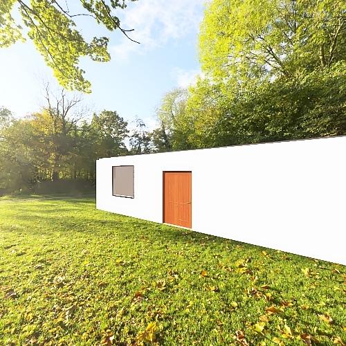 Casa Campo Mala Interior Design Render