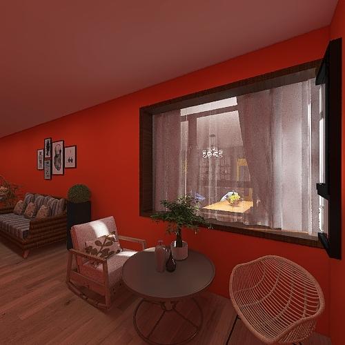 chxorowyu Interior Design Render