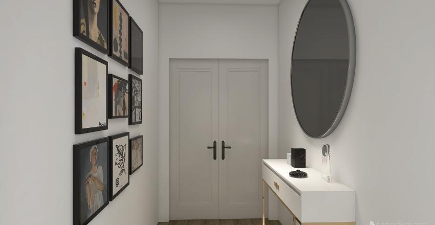Piso en NY Interior Design Render