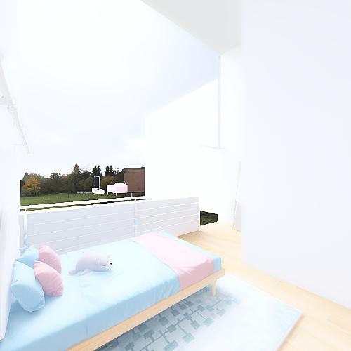 loft apus Interior Design Render