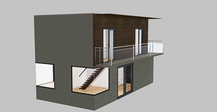 machnice pietrowwy Interior Design Render